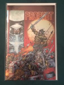 Prophet #1 vol 2 metallic/ reflective cover