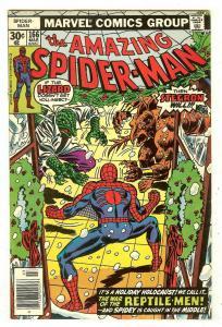 Amazing Spiderman 166