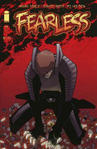 Fearless #2 VF/NM; Image | save on shipping - details inside
