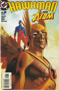 Hawkman(2003) # 8,9, 10,11,12,13, 15  The Atom, Dr. Fate, Hath Set returns !