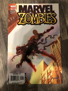 Marvel Zombies 1 * Key Issue *