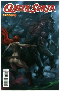 QUEEN RED SONJA #30, NM-, She-Devil, Sword, Lucio Parrillo,2009,more RS in store