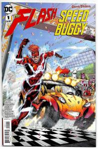 Flash Speed Buggy Special #1 (DC, 2018) NM