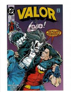 Valor #4 (1993) SR7