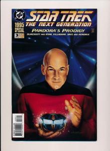 STAR TREK TNG The Next Generation 1995 Special #3, DC Comics 1996 ~NM (HX241)
