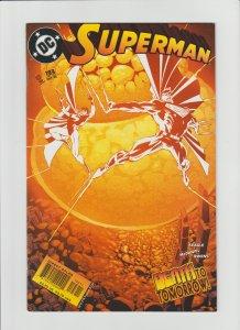 Superman 193 VF 8.0 (2003, DC) McDaniel Art!