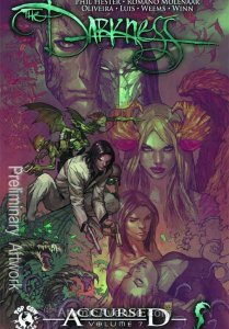 Darkness, The TPB #11 VF/NM; Image | save on shipping - details inside