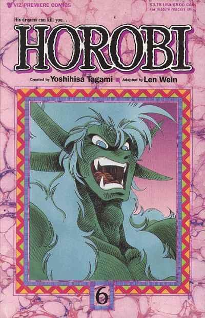 Horobi #6, NM + (Stock photo)