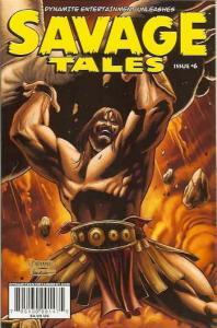 Savage Tales (Dynamite) #6B VF/NM; Dynamite | save on shipping - details inside