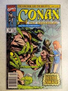 CONAN THE BARBARIAN # 243