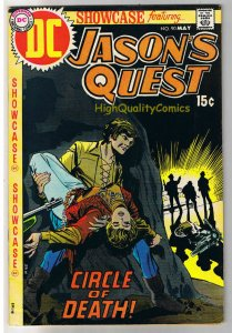 SHOWCASE #90, FN, Jason's Quest, Circle of Death, 1956, more in store