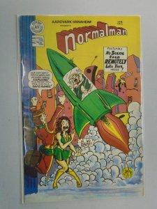 Normalman #1 6.0 FN (1984 Aardvark-Vanheim)
