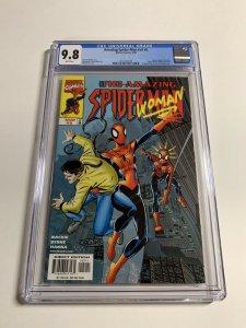 Amazing Spider-man V Vol Volume 2 # 5 Cgc 9.8 White Pages Marvel Legacy #446