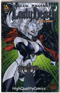 LADY DEATH : BLACKLANDS #1, NM+, Limited, Platinum ,Variant, more LD in store