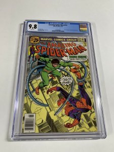 Amazing Spider-man 157 Cgc 9.8 White Pages Marvel Bronze Age