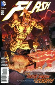 Flash, The (4th Series) #45 VF/NM; DC   save on shipping - details inside