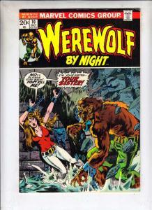 Werewolf by Night #10 (Oct-73) VF/NM High-Grade Werewolf