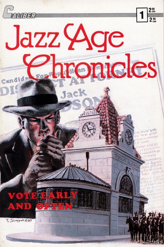Jazz Age Chronicles 1990 Vol.2 No.1 & No.2 offered a 1 Lot   VF