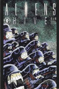 Aliens: Hive #4 FN; Dark Horse | save on shipping - details inside