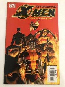 Astonishing X-Men 13 Whedon Cassaday NM