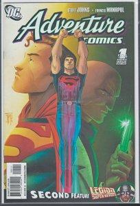 Adventure Comics #1 (DC, 2009) NM