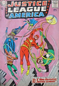 Justice League of America 1964 #27 DC Silver Age Comics G/VG 3.0