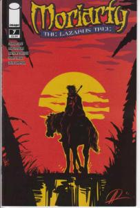 Moriarty #7 VF/NM; Image | save on shipping - details inside