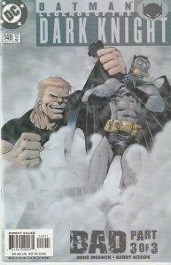Batman – Legends of the Dark Knight # 148  Bad Part  3