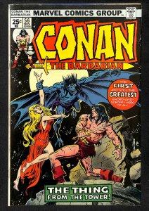 Conan the Barbarian #56 (1975)