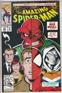 Amazing Spider-Man #366 (Sep-92) NM- High-Grade Spider-Man