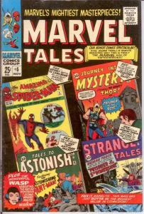 MARVEL TALES 5 VG+ Nov. 1966 COMICS BOOK