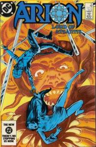 Arion: Lord of Atlantis #15, VF+ (Stock photo)