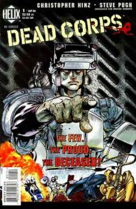 Dead Corps(E) #1 VF/NM; DC/Helix | save on shipping - details inside