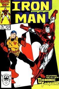 Iron Man (1968 series) #213, VF+ (Stock photo)
