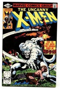 X-MEN #140-marvel comic book Alpha Flight 1980