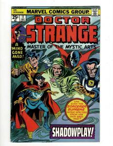 Lot of 10 Doctor Strange Marvel Comic Books #11 12 13 14 15 16 17 18 19 20 GK18
