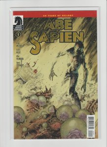 Abe Sapien Lot of 7 Comics #3-16 Avg. VF+ 8.5 (2013, Dark Horse) Fiumara Art!