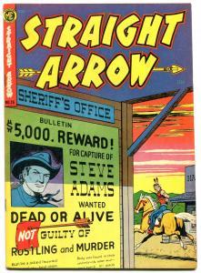 STRAIGHT ARROW #26 1952 M.E. BOB POWELL FRED MEAGHER VF-