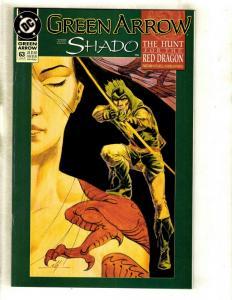 Lot Of 12 Green Arrow DC Comic Books # 63 64 65 66 67 68 69 70 71 72 73 74 JF30