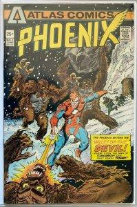 Phoenix #3 5.0 VG/FN (1975)