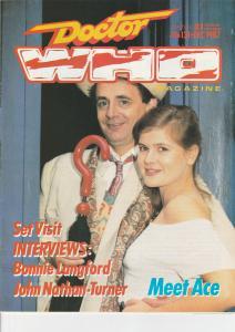 Doctor Who Magazine No. 131 December 1987