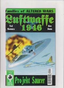 Luftwaffe 1946 V2 #9 Antarctic Press Families of Altered Wars 1st Print VF 8.0