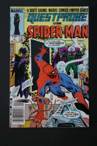 QuestProbe #2 Featuring Spider-Man January 1985