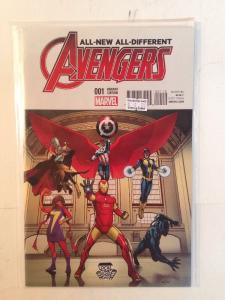 Avengers 1 Near Mint Local Comics Shop Day Variant