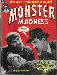 Monster Madness #2 (Marvel, 1973) VG