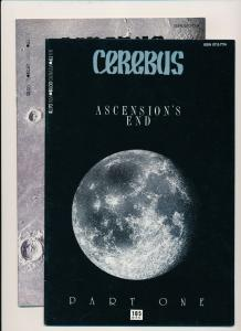 Aardvark-Vanaheim Lot of 2! CEREBUS Ascension's End Part 1&2 #105 &#106 VF(PJ94)