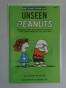 Unseen Peanuts FCBD #0 8.0 VF (2007)