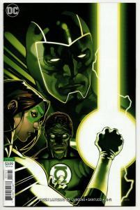 Green Lanterns #53 Rebirth Variant Cvr (DC, 2018) VF