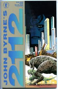 2112 #1, NM, John Byrne 1991, Sci-Fi, Dinosaurs, more Dark Horse in store