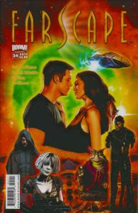 Farscape (2nd Series) #24 VF; Boom! | save on shipping - details inside